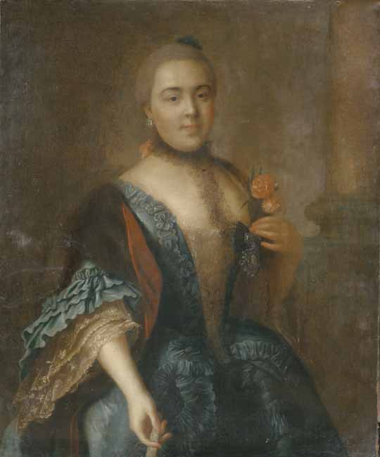 Воронцова елизавета ксаверьевна(1792 - 1880)