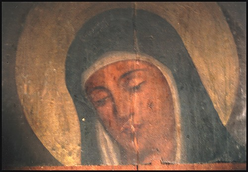 икона скорбящей матери божьей: